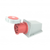 AS-143 Surface Mounted Socket 3P+N+E 125A 250V IP67