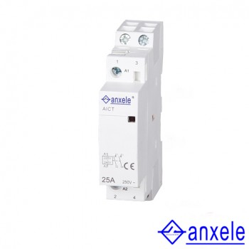 AICT-1P-25A Modular Contactors