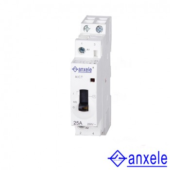 AICT-1P-25A Manual Control Contactor