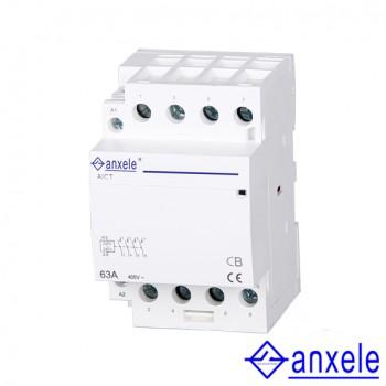 AICT-4P-63A Modular Contactors