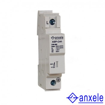 ASP-C40 1P Surge Protection Device