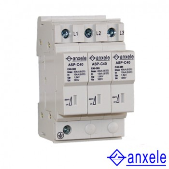 ASP-C40 3P Surge Protection Device