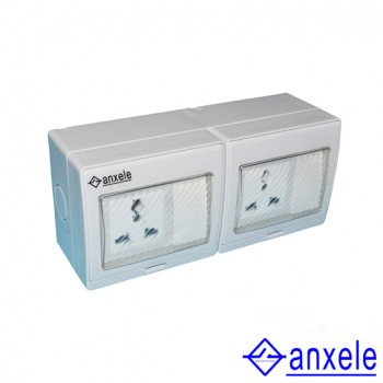 ASW-2US Waterproof Multi-Purpose Socket and Switch