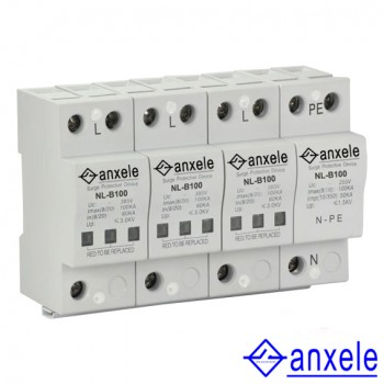 NL1-B100 3P N-PE Surge Protection Device