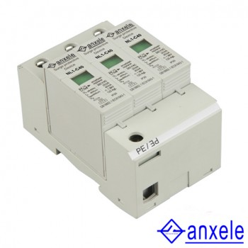 NL1-C40 3P Surge Protection Device
