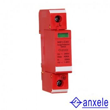 NS1-C40-385V 1P Surge Protection Device