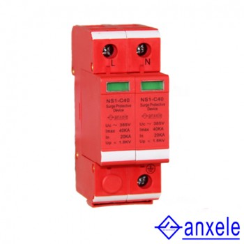 NS1-C40-385V 2P Surge Protection Device