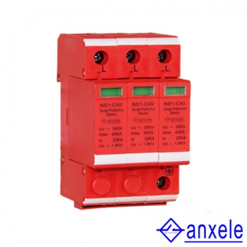 NS1-C40-385V 3P Surge Protection Device