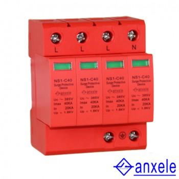 NS1-C40 4P 385V Surge Protection Device