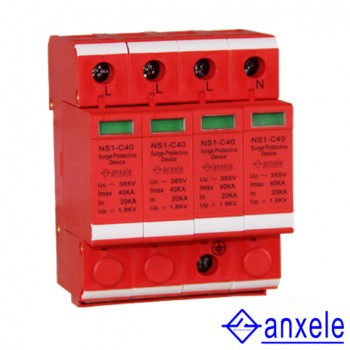 NS1-C40-385V 4P Surge Protection Device