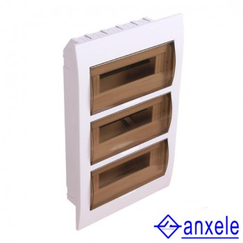 AX-MF 36way Flush Distribution Box