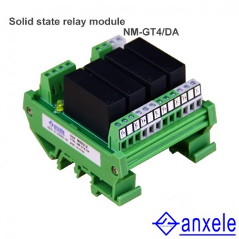 NM-GT4 Solid State Relay Module