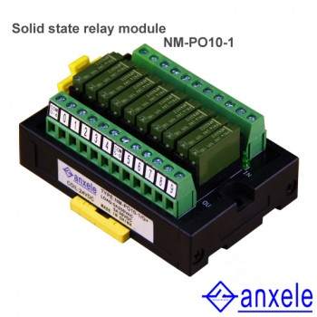 NM-PO10-1 Solid State Relay Module