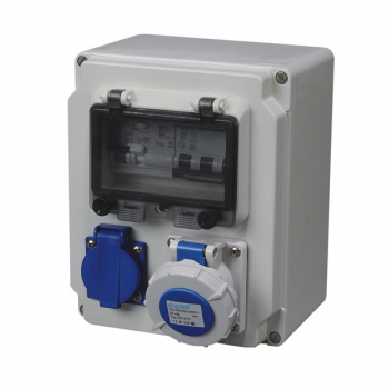 AESM-1 Series Combination Socket Boxes