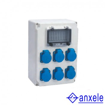 AESM-2 Series Combination Socket Boxes