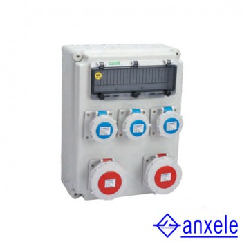 AESM-4 Series Combination Socket Boxes