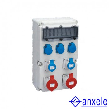 AESM-7 Series Combination Socket Boxes