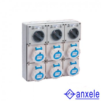 AESO-32 Portable Power Distribution Board