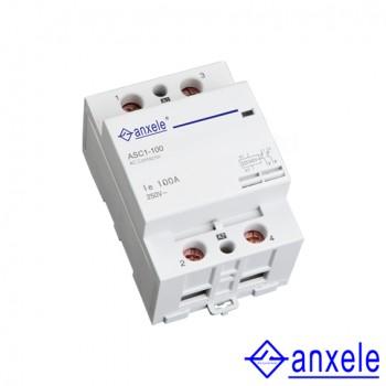ASC1 1P/2P 100A Modular Contactors