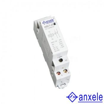 ASC1 1P/2P 20A Modular Contactors
