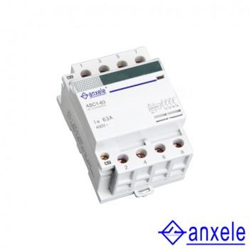 ASC1 3P/4P 63A Modular Contactors