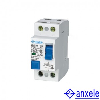 NRC6-100 2P Residual Current Circuit Breaker