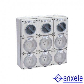 AESO-15 Portable Power Distribution Board