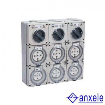 AESO-50 Portable Power Distribution Board