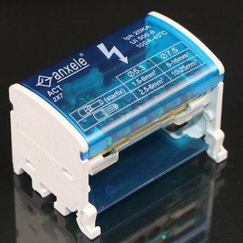 NCT-207 Copper Distribution Terminal Block
