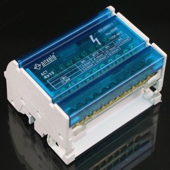 ACT-411 Copper Distribution Terminal Block