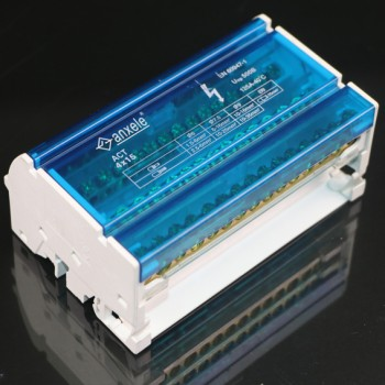 NCT-415 Copper Distribution Terminal Block
