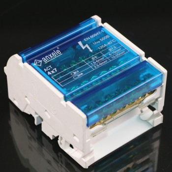 NCT-407 Copper Distribution Terminal Block