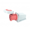 AS-136 Surface Mounted Socket 3P+N+E 63A 400V IP67