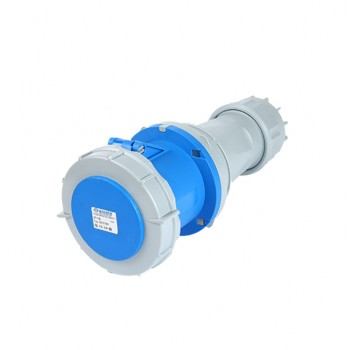 AS-3390 Industrial Connector 2P+E 125A 230V IP67