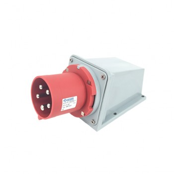 AS-3608 Surface Mounted Plug 3P+N+E 63A 400V IP44