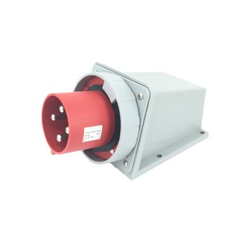 AS-364 Surface Mounted Plug 3P+E 125A 400V IP67