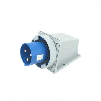 AS-369 Surface Mounted Plug 2P+E 125A 250V IP67