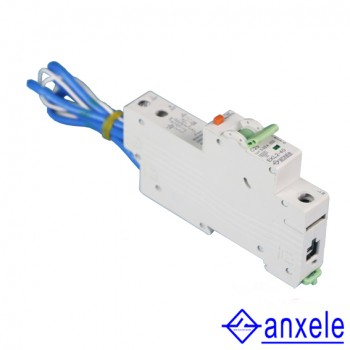 NRC2-40 (Electronic Type) RCBO RCCB with Overcurrent Protection