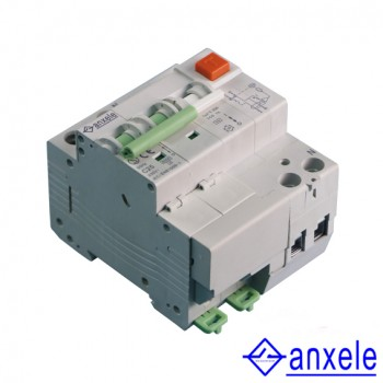 NRC4-63 (Electronic Type) RCBO RCCB with Overcurrent Protection