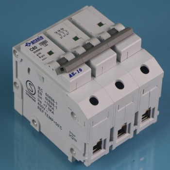 AS-10 C60 3P Mini Circuit Breaker