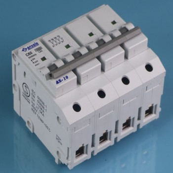 AS-10 C60 4P Mini Circuit Breaker