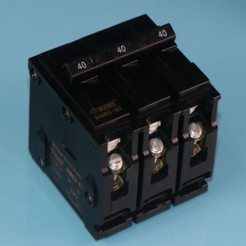 NME3-63 3P 40 Plug-in Circuit Breaker