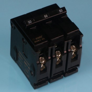 NME3-63 3P 50 Plug-in Circuit Breaker