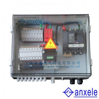NBPV-8 PV Combiner Box