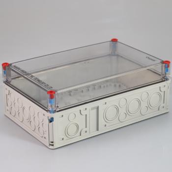 Empty boxes ABPV-P 0431