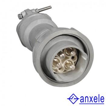 AS-03 250A 3P+E 690V IP67 Electrical Power Plugs