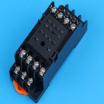 AS18F-4Z-C1 Relay socket