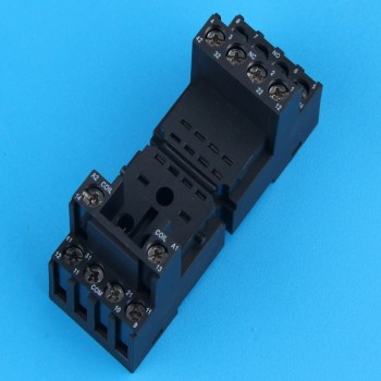 AS18F-4Z-C4 Relay socket