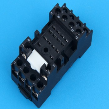 AS18F-4Z-C7 Relay socket
