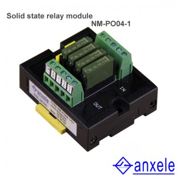NMPO04-1 Solid state relay module